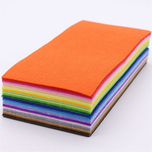 Embroidery Printed PET Needle Punch Nonwoven Felt Fabric For Garment