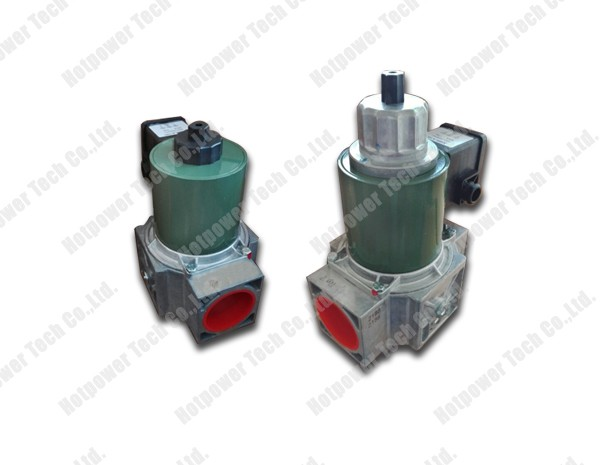 gas solenoid valve for gas furnace