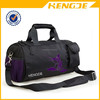 best selling factory folding black polyester sports travel bag