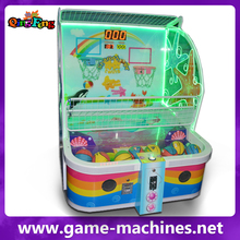 Qingfeng 2015 Christmas promotion Sharpshooter twins arcade machine basketball games