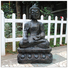 Large size polyresin buddha ,by buddha statue ,resin garden statue