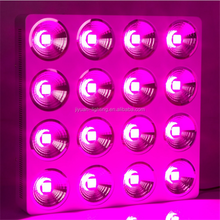 2016 Greenhouse Lighting Grow Led 100w-2000w Led Grow Light Full Spectrum Led Grow Panel 3w,5w Chip Led Plant Lamp Waterproof