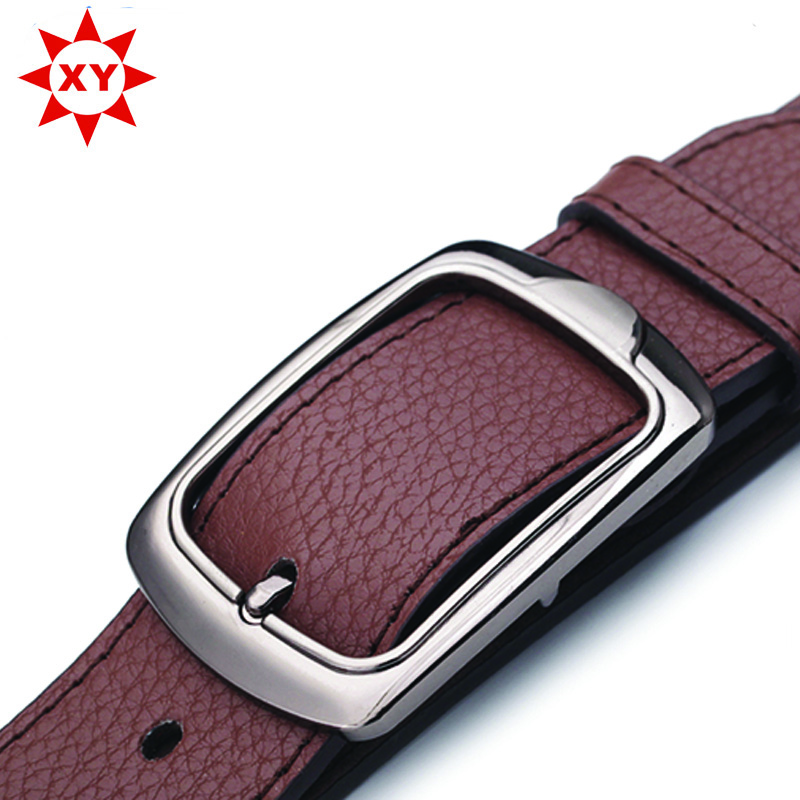 Good quality custom brown belt for man