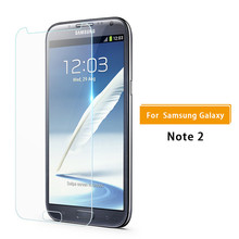9H 2.5D Protective Film for Samsung Galaxy S3 S4 S5 S6 Mini Note 2 3 4 5 Tempered Glass Screen Protector
