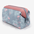 Flamingo multifunctional large capacity travel package women's wash gargle waterproof cosmetic bag