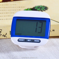 Waterproof Step Calories Counter Multi-Function Digital Pedometer