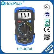 HP-4070L China wholesale market kyoritsu multimeter,digital multimeter