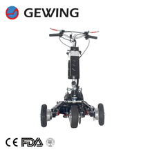 FDA/CE Approved Handicapped Electric Motorcycle Three Wheel Mobility Scooter