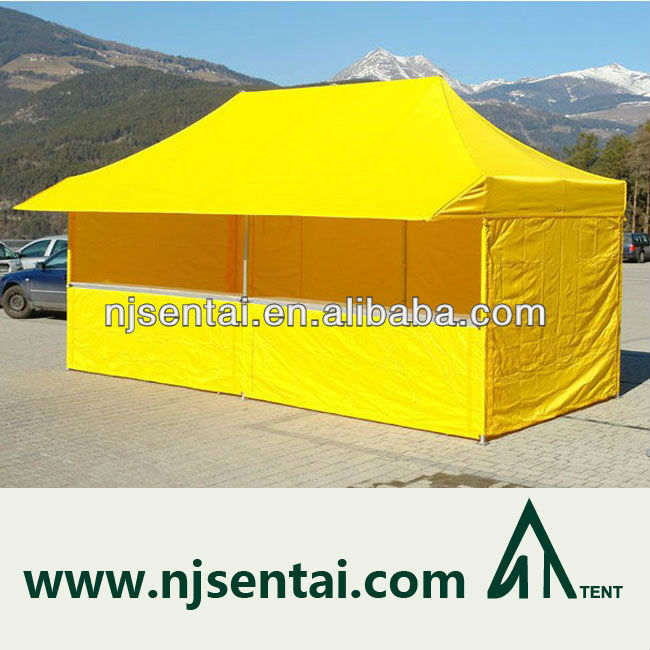 3m x 3m 2014 New Style Aluminum small marketing companies/gazebo foot leg weights for marquee tent/3x6 gazebo tent