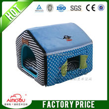 Fashion customize new shaped pet home soft dog bed plush pet bed