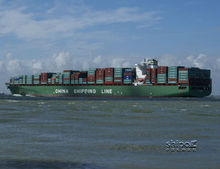 shipping/sea freight from China to PUERTO CORTES
