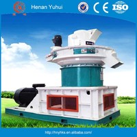 Energy saving wood pellet making machine price for rice husk and straw for sale