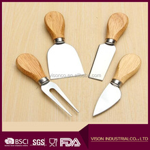 4-piece Cheese Knife set (ZJ101-1)
