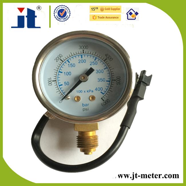 50mm Quality Pressure Gauges LPG Manometer