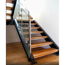 acacia wood stair treads attic stairs bespoke stairs