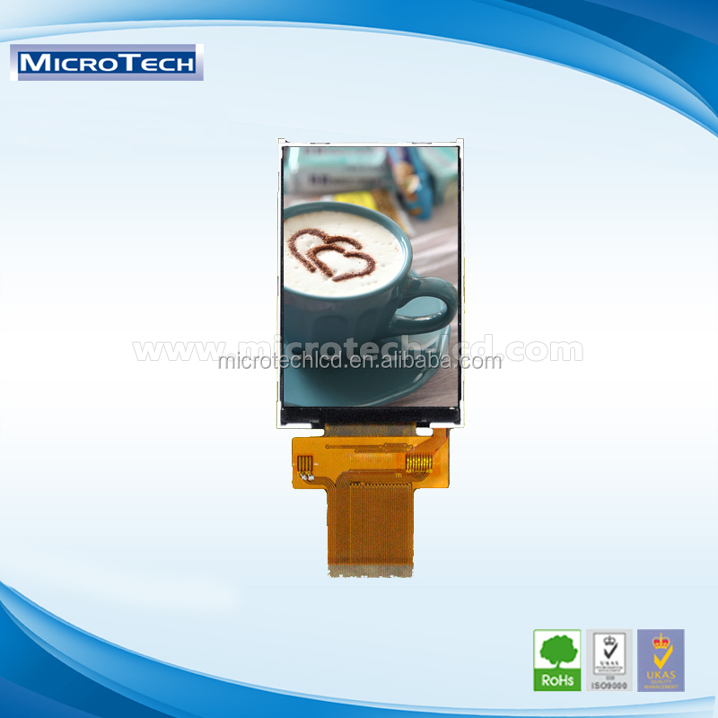 High Quality 4.5 inch touch screen monitor MIPI interface 30 pin