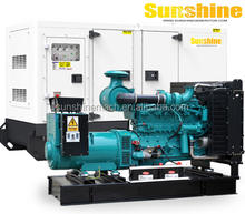 powered by Cummins genset 313KVA diesel generator Plantas Electricas