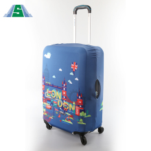 High quality clear luggage bag waterproof protective cover