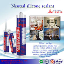 Neutral Silicone Sealant china supplier/ silicone sealant materials use for furniture/ winter silicone sealant