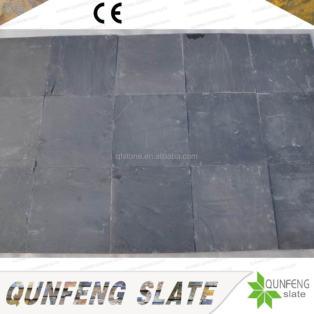 Cheap Price Natural Black Stone Slate Pavers Lowes