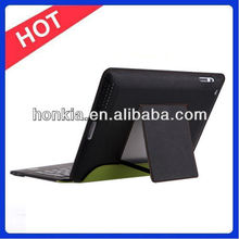 Superthin Bluetooth Keyboard with Leather Case For Ipad