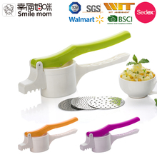 2018 professional vegetable fruit press potato ricer