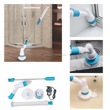 Spin Scrub Cleaning Brush Extendable Cordless High-Power House Clean Brush