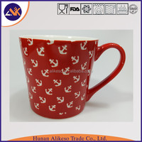 2016 New product and high quality new bone china ceramic coffee/tea mug made in China