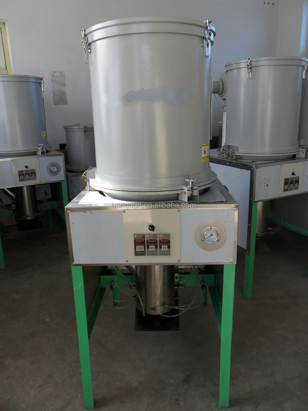 Dry Way Garlic Peeling Machines Production Line