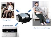 cheap good retail price cheap medical mattress durable mini battery powered air pump
