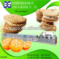 New technology biscuits production process