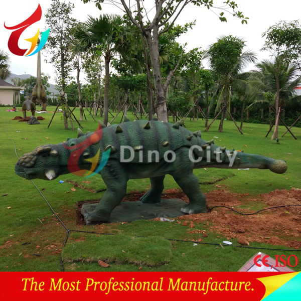 High Simulation Animatronic Dinosaur for Entertainment