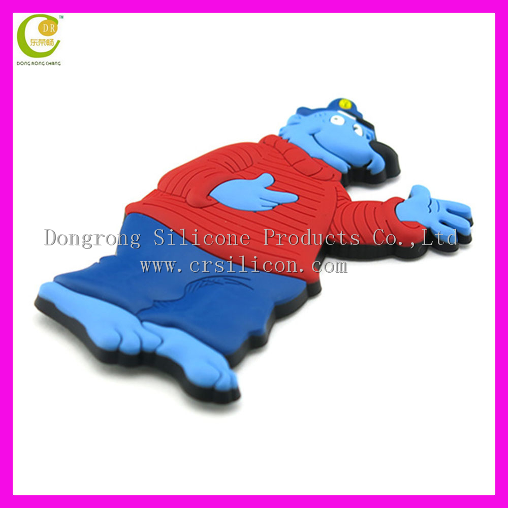 Promotional Gift Silicone Rubber Best-selling Fridge Magnet Sticker/Acrylic Fridge Magnet
