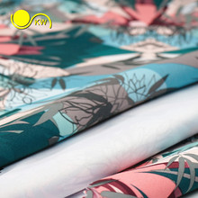 quick dry shrink resistant fabrics made from recycled <strong>materials</strong> 100 polyester satin fabric for swim board short