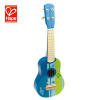 New design baby educational wooden mini wooden guitar toy