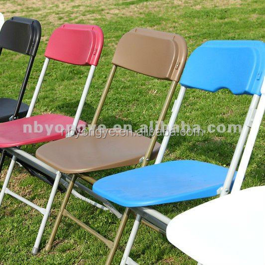 Outdoor vinyl folding chairs foldable plastic outdoor lawn chair buy outdoor lawn flash Cheap plastic patio furniture