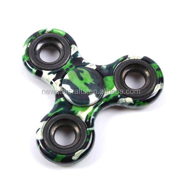 Quick delivery finger spinner anti stress pressure bearing EDC hand spinner