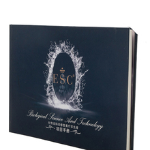 Guangzhou Supplier High Quality Packaging Hardcover Book
