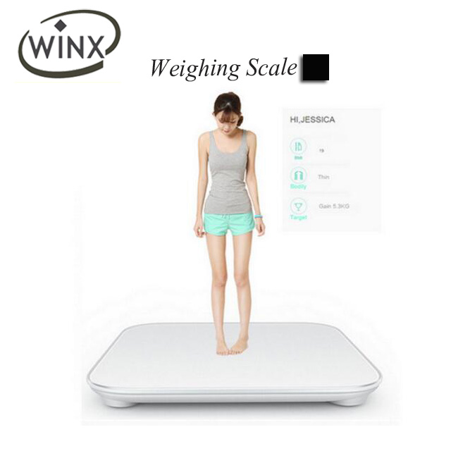 For Xiaomi Mi Smart Weighing Scale Support Android 4.4 Bluetooth 4.0 Digital scale In Stock