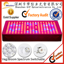 Advanced 900w 1000w 12 bands LED Grow Light Dual Switches VEG/FLOWER FULL SPECTRUM