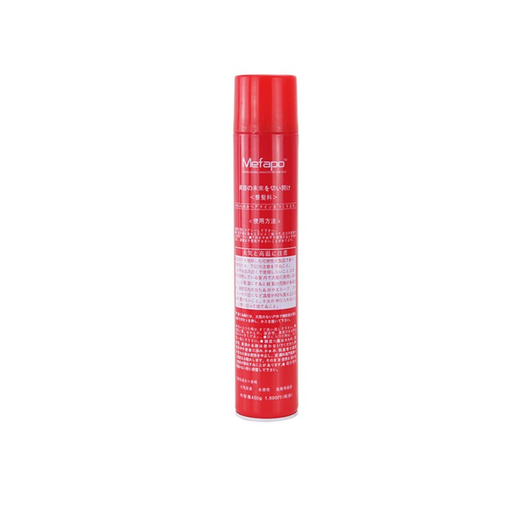 Nourshing Beauty Custom Hair Spray / OEM Hair Styling Spray