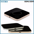 Global Popular QI Wireless Charger Adapter Phone Charging Device For Samsung Galaxy S8 S7 Note 5 S6 S6 Edge