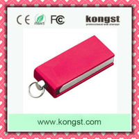 hot sale mini 1gb 2gb 4gb 8gb 16gb 32gb mini usb flash drive skin