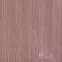 Wood grain laminate film PVC membrance sheet for Cabniet