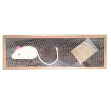 Pet Shop Toy Of Cardboard Cat Scratcher