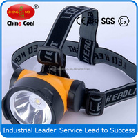 China Coal Mining explosion proof LED Mining Headlight, mining head lamp