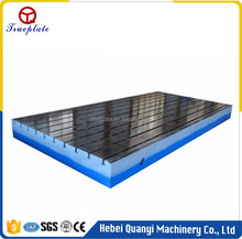 Cast Iron Surface Bed Plate