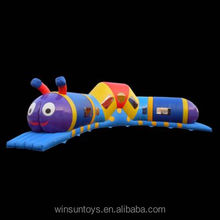 Inflatable Activity Caterpillar