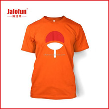 high quality orange sport compressed cute t shirts