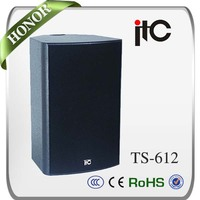 TS-612 Cost Effective 350W 8 ohm 12 inch Speakers Prices